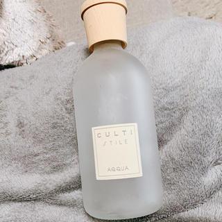 アクタス(ACTUS)のCULTI  空瓶(アロマディフューザー)