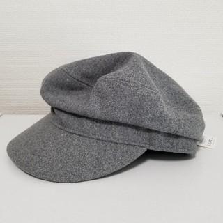ジーユー(GU)の【GU】キャスケット帽子 新品★未使用(キャスケット)
