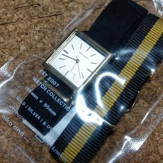 50d493c172 ニコアンド コーデ 腕時計(レディース)の通販 30点 | niko and...の ...