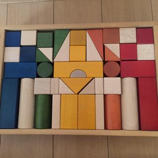 ボーネルンド(BorneLund)のボーネルンド (BorneLund) オリジナル積み木(つみき) カラー (積み木/ブロック)