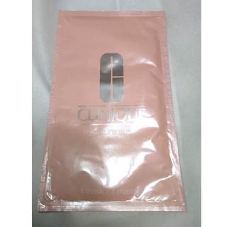 クリニーク(CLINIQUE)のCLINIQUE   モイスチャー サージ フェーシャル シートマスク  1枚(パック/フェイスマスク)