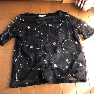 シマムラ(しまむら)のしまむら  シャツ(Tシャツ(半袖/袖なし))