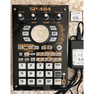 ローランド(Roland)のRolandサンプラーsp-404(その他)