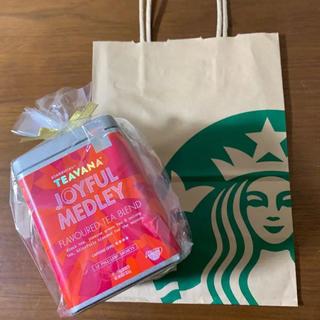 スターバックスコーヒー(Starbucks Coffee)の新品 スタバ  紅茶 ジョイフルメドレー スターバックス(茶)
