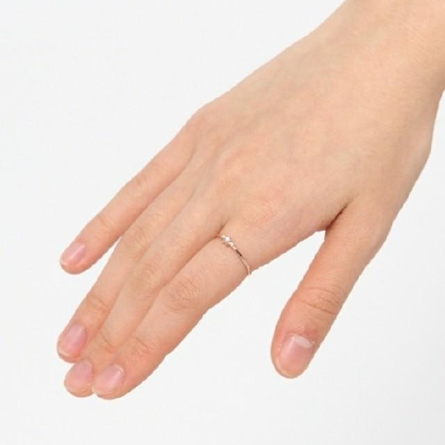 TSUMORI CHISATO(ツモリチサト)のツモリチサトジュエリー ネコダイアモンドリング レディースのアクセサリー(リング(指輪))の商品写真