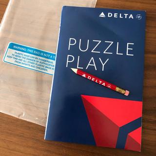 デルタ(DELTA)のDELTA 航空 PUZZLE PLAY(旅行用品)
