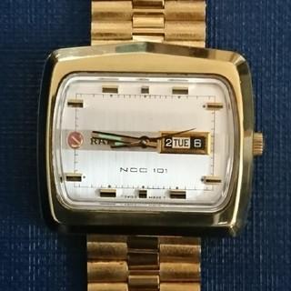 ラドー(RADO)のRADO101 ゴールド(腕時計(アナログ))