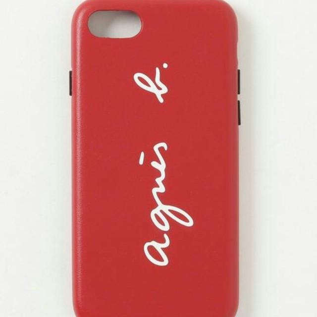 iphone5sとiphone6 ケースは同じ | agnes b. - 新品☆大人気☆アニエスベー☆iPhoneケースの通販 by ☆☆'s shop|アニエスベーならラクマ