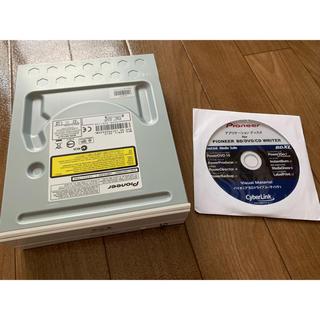 パイオニア(Pioneer)のブルーレイ内蔵ドライブ PIONEER BDR-S07XLD(PCパーツ)