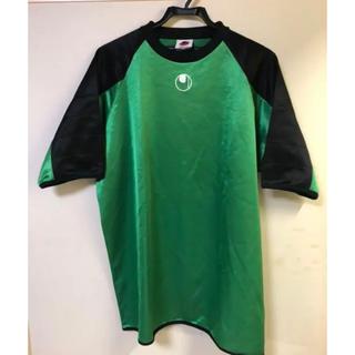 ウールシュポルト(uhlsport)のウールシュポルト キーパー服 半袖 XL(ウェア)
