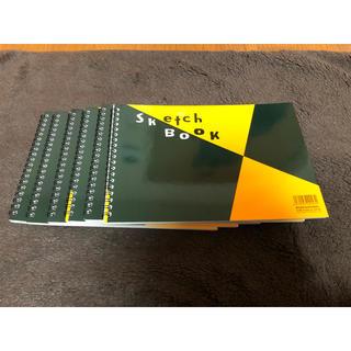 マルマン(Maruman)のスケッチブック 6冊セット(スケッチブック/用紙)