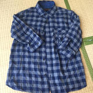 クエンチラウド(QUENCHLOUD)のチェックシャツ メンズ   QUENCHlOUD クエンチラウド(シャツ)
