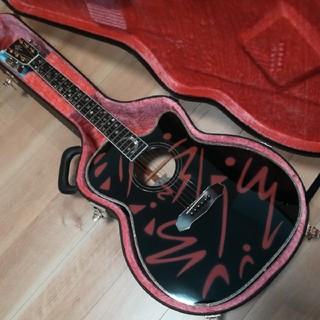 [激レア]K.YAIRI SpecialCUSTOM WE1R-1E 2000年(アコースティックギター)