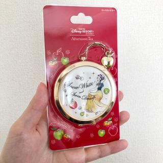ディズニー Afternoon Tea 白雪姫 コンパクトミラー