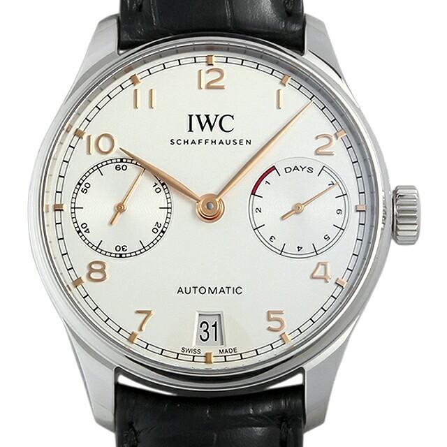 IWC - WC ポルトギーゼ オートマティック IW500704 新品 メンズの通販