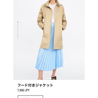 ザラ(ZARA)のZARA コート パンツ付きです お得🤤(ナイロンジャケット)