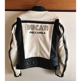 ドゥカティ(Ducati)のバイクジャケット   ドカティ ダイネーゼ製(ライダースジャケット)
