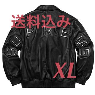 シュプリーム(Supreme)のcwaq0557様専用 Supreme Arc Leather Jacket(レザージャケット)
