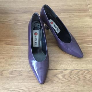 アカクラ(Akakura)のvintage heel pumps(ハイヒール/パンプス)