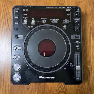 パイオニア(Pioneer)のPIONEER CDJ1000MK3 メーカーメンテ完了品 パイオニア(CDJ)