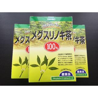 オリヒロ(ORIHIRO)のオリヒロ NLティー100% メグスリノキ茶【( 1.0g×26包)x3】(茶)