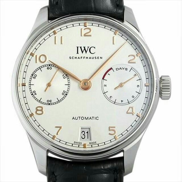 IWC - IWC ポルトギーゼ オートマティック IW500704 新品 メンズ 腕時計の通販