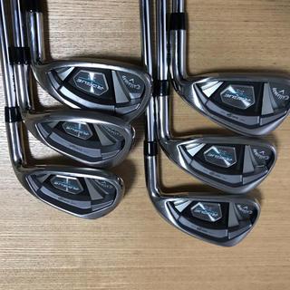 キャロウェイゴルフ(Callaway Golf)の赤字覚悟  ROGUE ローグX (#5-PW) KBS MAX90 S(クラブ)