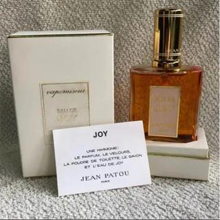 ジャンパトゥ(JEAN PATOU)のジャンパトゥ 香水 オーデジョイ スプレータイプ 45ml フレグランス 新品(香水(女性用))