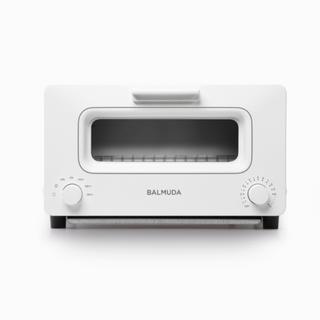 バルミューダ(BALMUDA)の【新品】バルミューダ トースター ホワイト K01E-WS(調理機器)