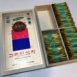 高麗人参茶 80包(健康茶)