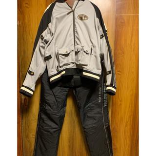 イエローコーン(YeLLOW CORN)のバイクジャケット上下セット(装備/装具)