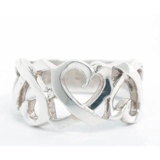 ティファニー(Tiffany & Co.)のTIFFANY&Co.(ティファニー) / リング / トリプルラヴィングハート(リング(指輪))