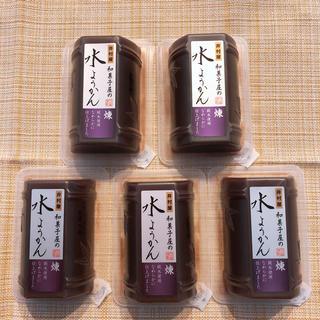 イムラヤ(井村屋)の井村屋 水ようかん(菓子/デザート)