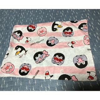 シマムラ(しまむら)の未使用☆しまむら☆コウペンちゃん枕カバー☆35×50cm(シーツ/カバー)