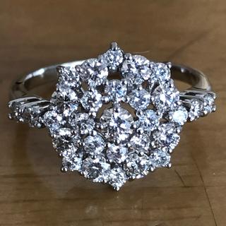 PT900ダイヤモンドリング(リング(指輪))