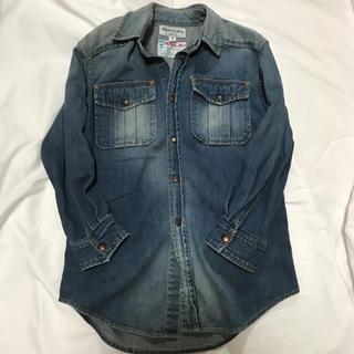 アメリカーナ(AMERICANA)のAMERICANA アメリカーナ デニムシャツジャケット(Gジャン/デニムジャケット)