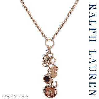 ラルフローレン(Ralph Lauren)のラルフローレン ファッショナブルなマルチチャームネックレス(ネックレス)