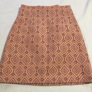 ドレスレイブ(DRESSLAVE)のDRESSLAVEデザインスカート(ひざ丈スカート)