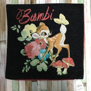 ディズニー(Disney)のクッションカバー バンビ (クッションカバー)