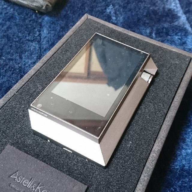 iriver(アイリバー)のY1102様専用 Astell&Kern ak240 スマホ/家電/カメラのオーディオ機器(ポータブルプレーヤー)の商品写真