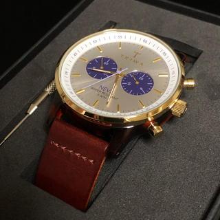 トリワ(TRIWA)のTRIWA NEVIL BLUE FACE(ユニセックス)(腕時計)