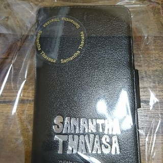 サマンサタバサ iPhoneケース コラボ