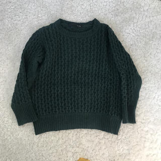 サイラス(SILAS)のSILAS green ニット セーター  サイズ Free (ニット/セーター)