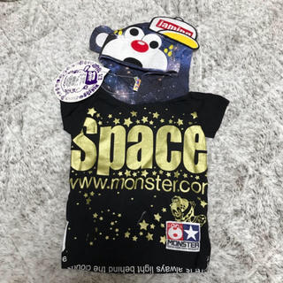 ジャム(JAM)のJAM フード付きTシャツ 80(Tシャツ)