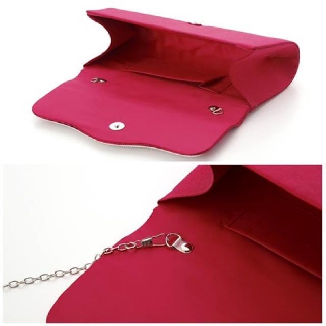 dazzy store(デイジーストア)の新品❤️dazzystoreデイジーストアクラッチバッグ結婚式パーティーバッグ レディースのバッグ(クラッチバッグ)の商品写真