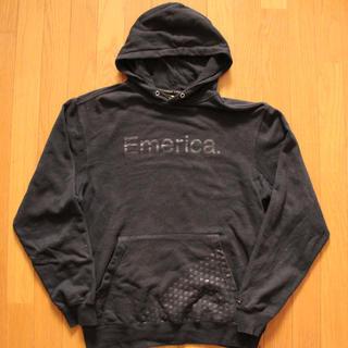 エメリカ(Emerica)のEmerica エメリカ ロゴ パーカー XL スケート(パーカー)