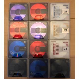 ソニー(SONY)のMD ディスク 12枚⭐️(その他)