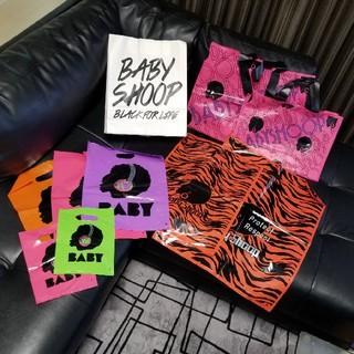 ベイビーシュープ(baby shoop)の②baby shoop◆シュープショップ袋豪華10枚セット福袋(ショップ袋)