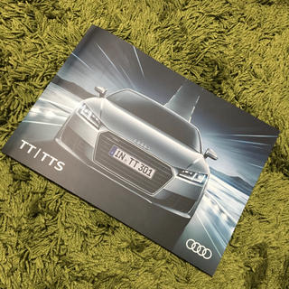 アウディ(AUDI)のアウディ カタログ TT(カタログ/マニュアル)