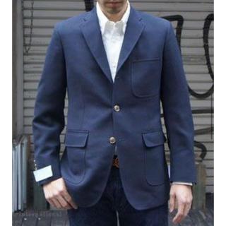 インディヴィジュアライズドシャツ(INDIVIDUALIZED SHIRTS)のindividualized clothing 3b ブレザー 米国製 美品(テーラードジャケット)